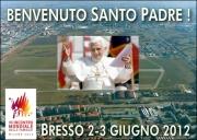 Benvenuto Santo Padre