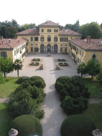 Villa Rivolta (già Villa Patellani)