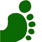 piedone verde