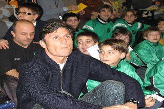 Incontro con campione Zanetti