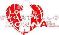 logo sportello donna
